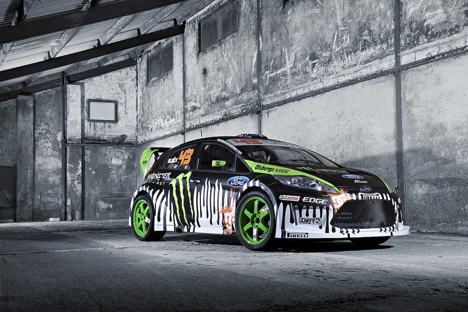 los 5 gymkhana de ken block fotos videos taringa. Black Bedroom Furniture Sets. Home Design Ideas