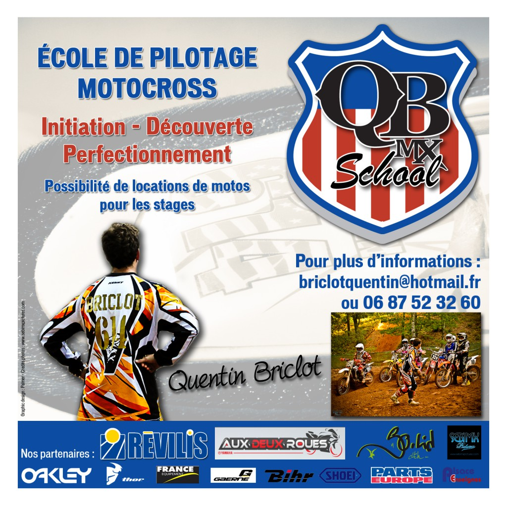 qb mx school ecole de pilotage motocross sebi mx pictures. Black Bedroom Furniture Sets. Home Design Ideas